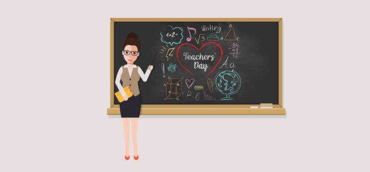 6 Dicas de Brindes para a Comemoração do Dia dos professores
