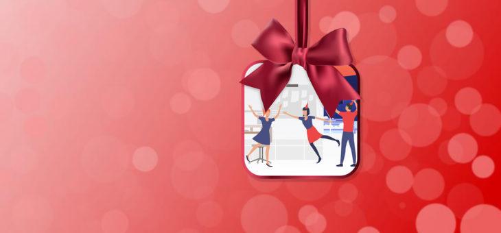 De chocolates à brindes temáticos: 3 dicas de kits personalizados para as ações de final de ano